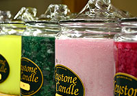 64 oz 3 Wick Jar Candles