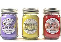 Mason Jar Candles Pint