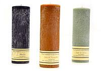 Textured 3x9 Pillars