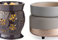 Jar Candle Warmers Electric Candle Warmers Tart Burners Soy Tarts