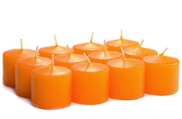 Unscented Mango Votives 15 Hour