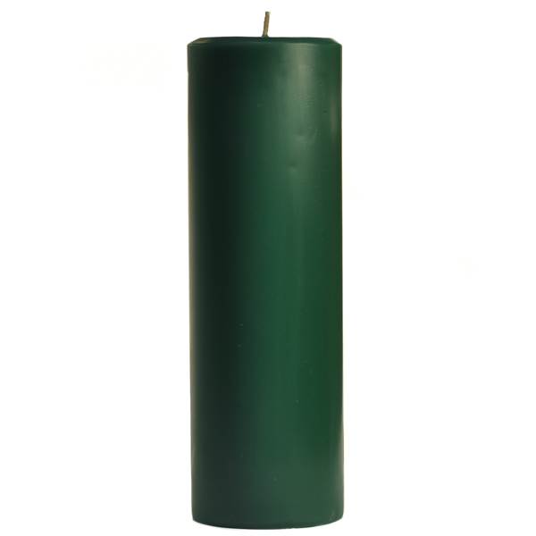 Balsam Fir 3x9 Pillar Candles