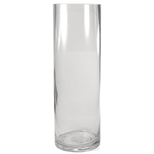 Clear Glass Cylinders 12 Inch Tall