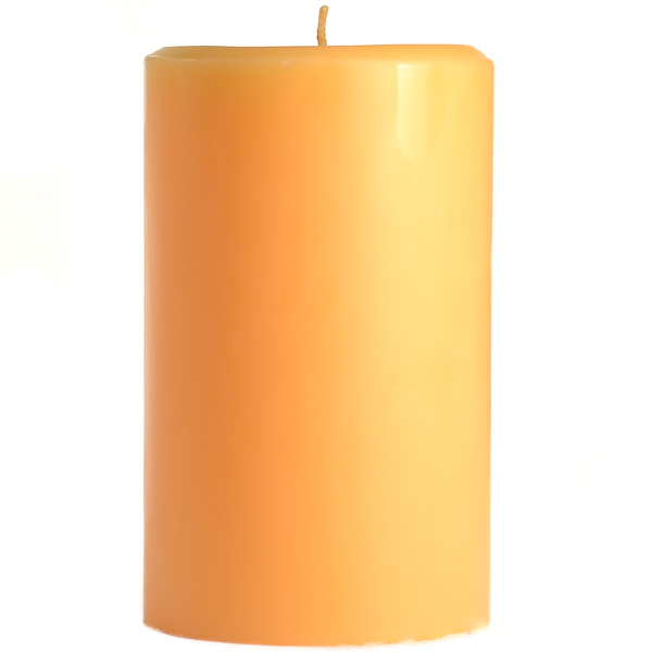 Creamsicle 4x6 Pillar Candles