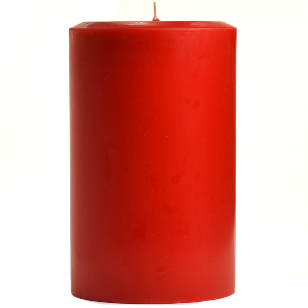 Christmas Essence 4x6 Pillar Candles