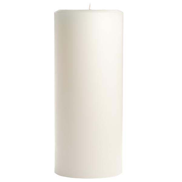 Clover and Aloe 4x9 Pillar Candles