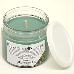 5 oz Balsam Soy Jar Candles