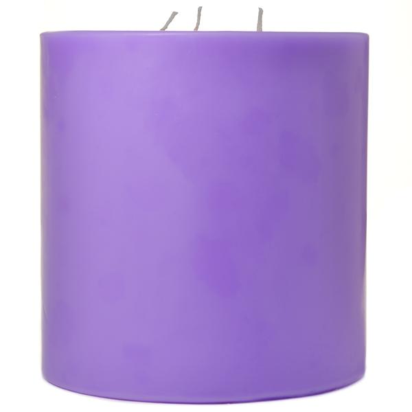 Lavender 6x6 Pillar Candles