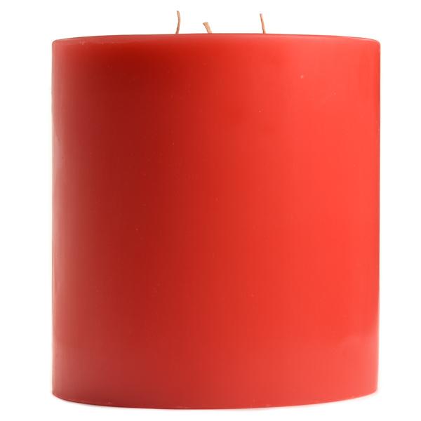 Ruby Red Grapefruit 6x6 Pillar Candles