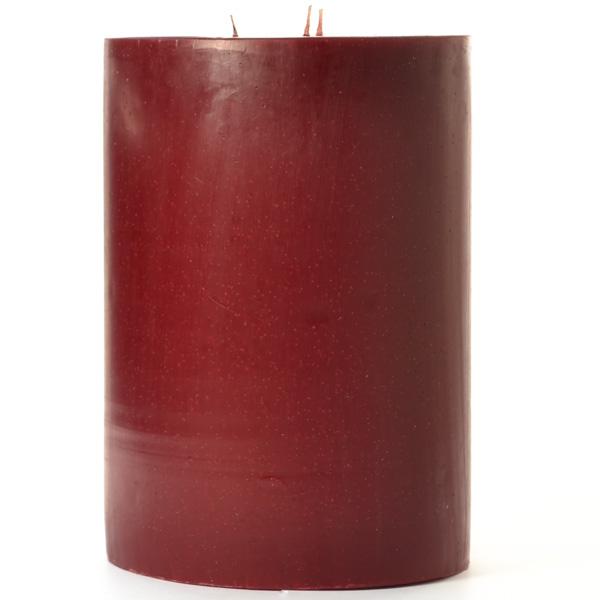 Cranberry Chutney 6x9 Pillar Candles