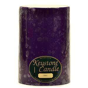 Lilac 6x9 Pillar Candles