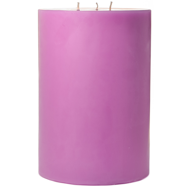 Hawaiian Gardens 6x9 Pillar Candles
