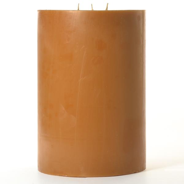 Spiced Pumpkin 6x9 Pillar Candles