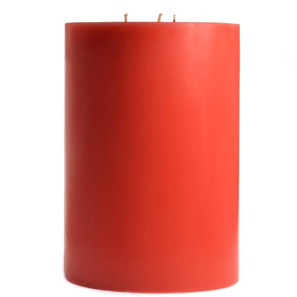 Ruby Red Grapefruit 6x9 Pillar Candles