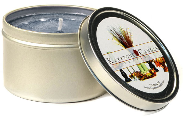 Clean Cotton Scented Tins 4 oz