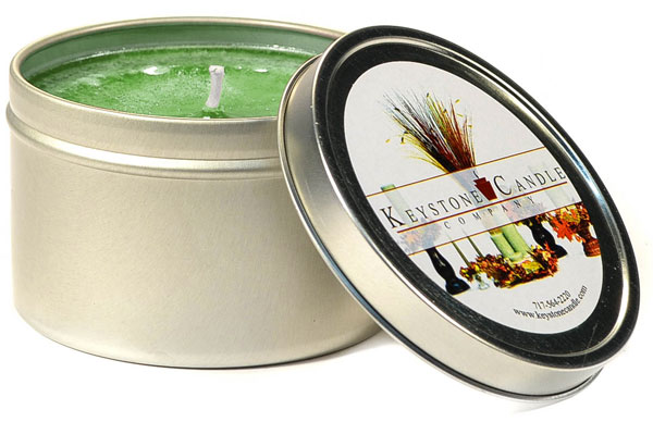 Bayberry Scented Tins 4 oz