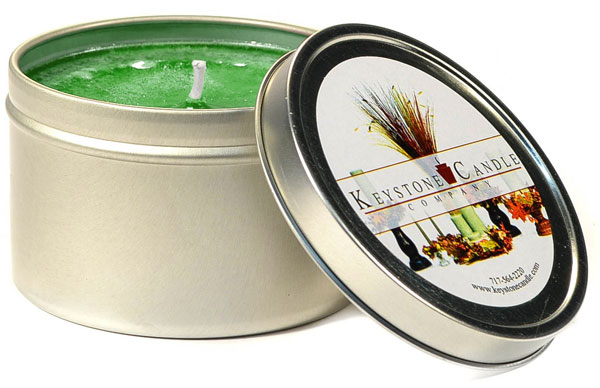 Pine Candle Tins 8 oz