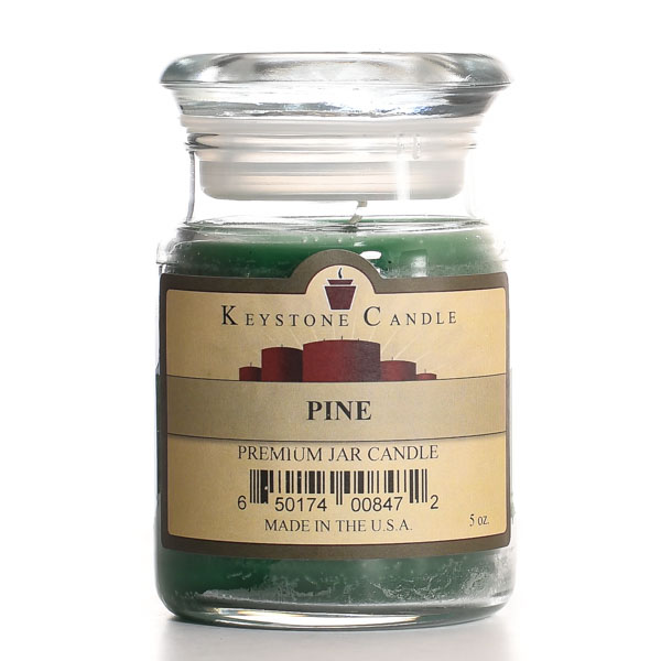 5 oz Pine Jar Candles