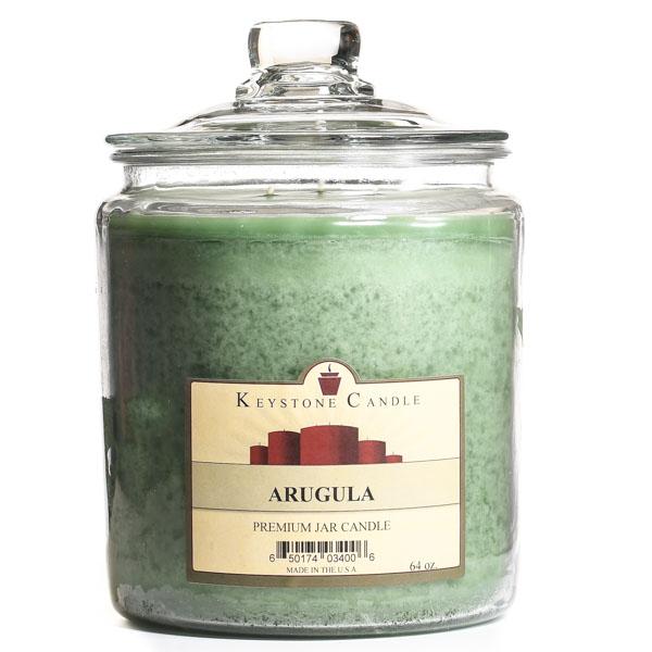 64 oz Arugula Jar Candles