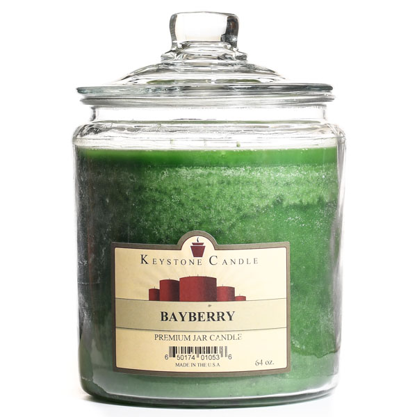 64 oz Bayberry Jar Candles