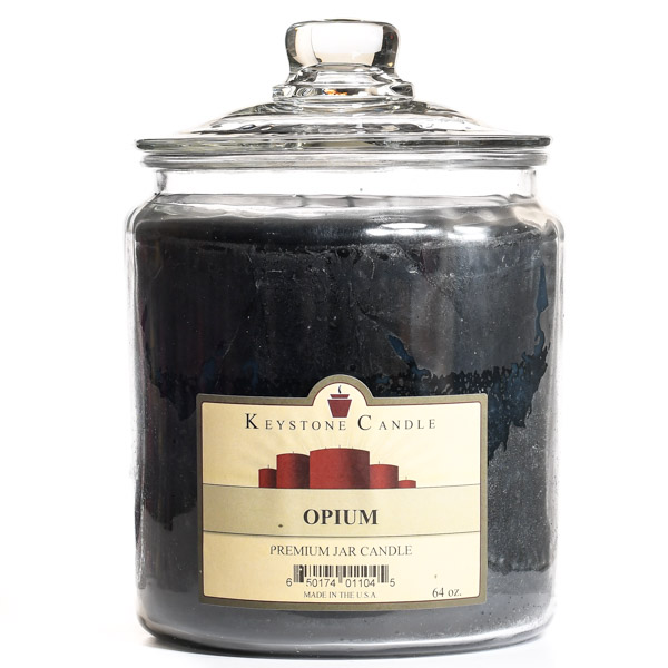 64 oz Opium Jar Candles