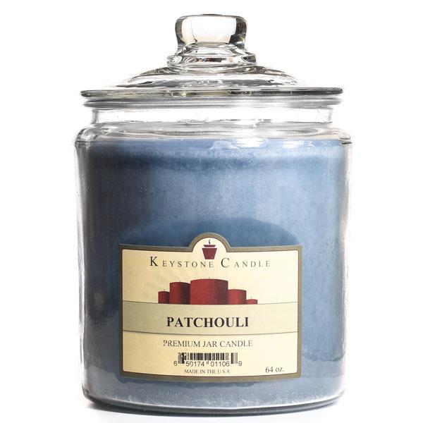 64 oz Patchouli Jar Candles