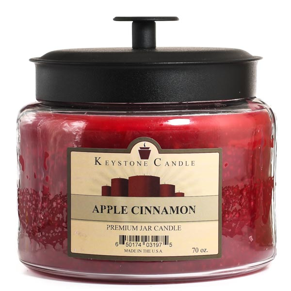 70 oz Montana Jar Candles Apple Cinnamon