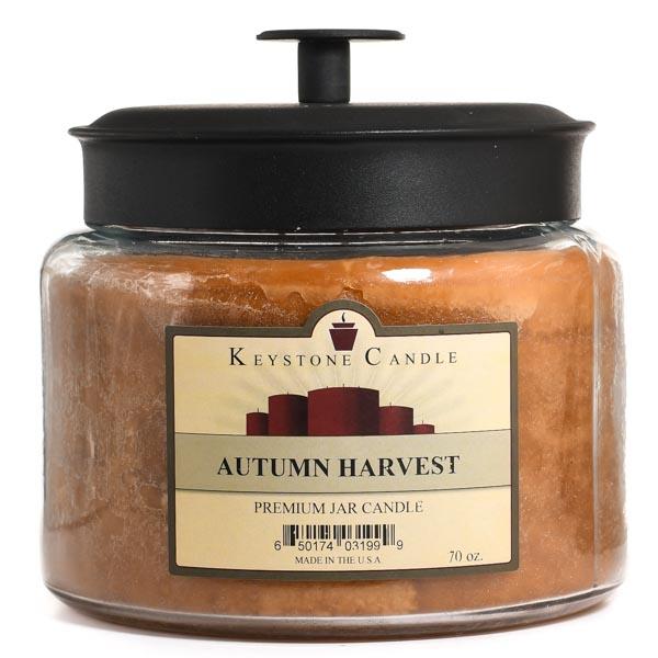 70 oz Montana Jar Candles Autumn Harvest