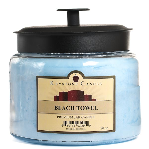 64 oz Montana Jar Candles Beach Towel