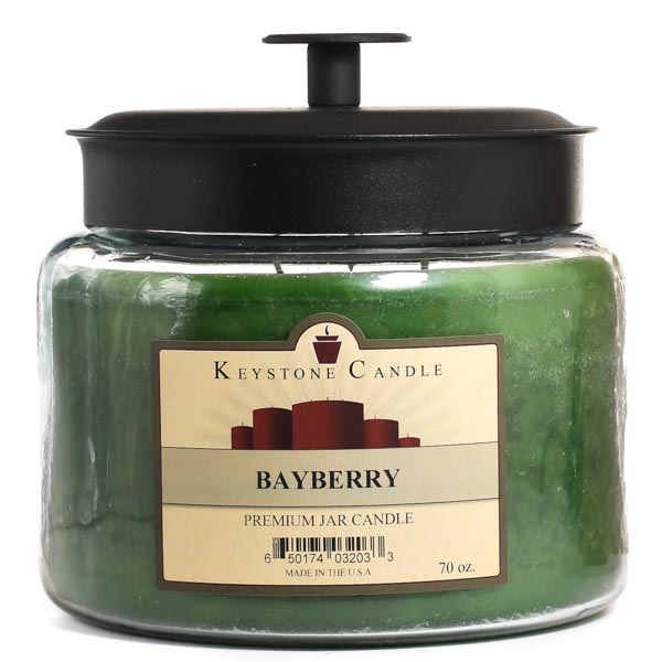 64 oz Montana Jar Candles Bayberry