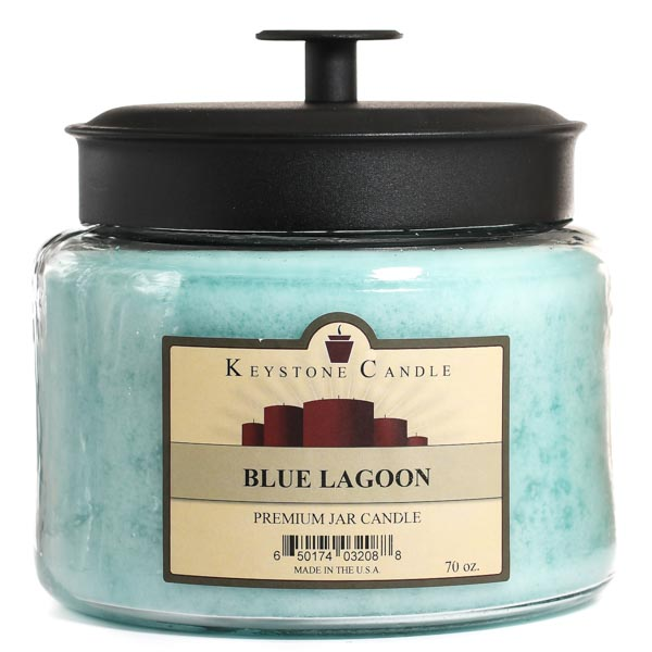 70 oz Montana Jar Candles Blue Lagoon