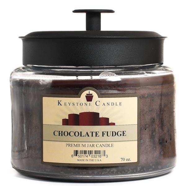 70 oz Montana Jar Candles Chocolate Fudge