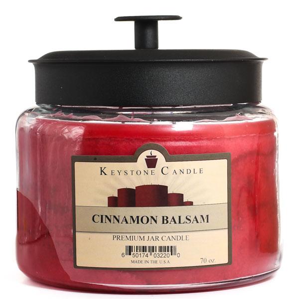 70 oz Montana Jar Candles Cinnamon Balsam