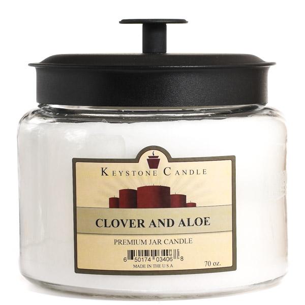 70 oz Montana Jar Candles Clover and Aloe