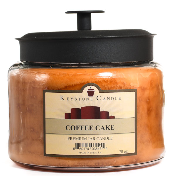 70 oz Montana Jar Candles Coffee Cake