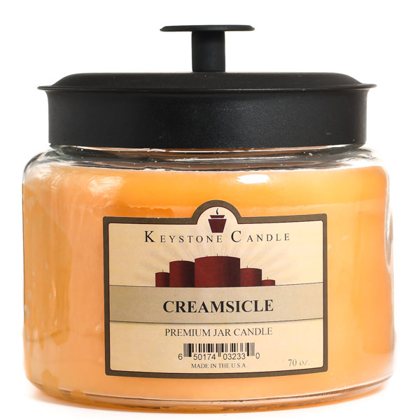 70 oz Montana Jar Candles Creamsicle