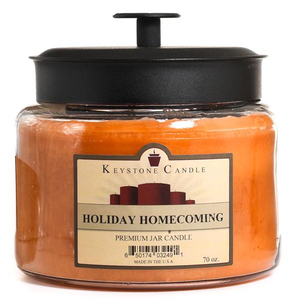 70 oz Montana Jar Candles Holiday Homecoming
