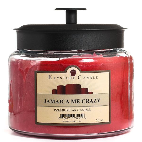 70 oz Montana Jar Candles Jamaica Me Crazy