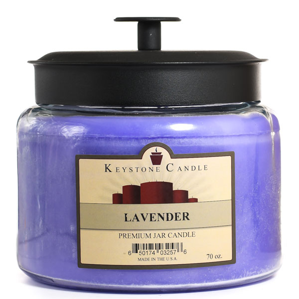 70 oz Montana Jar Candles Lavender
