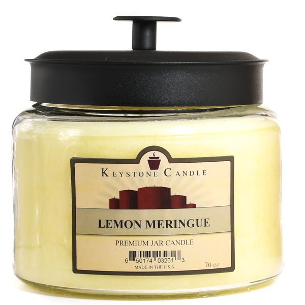 70 oz Montana Jar Candles Lemon Meringue