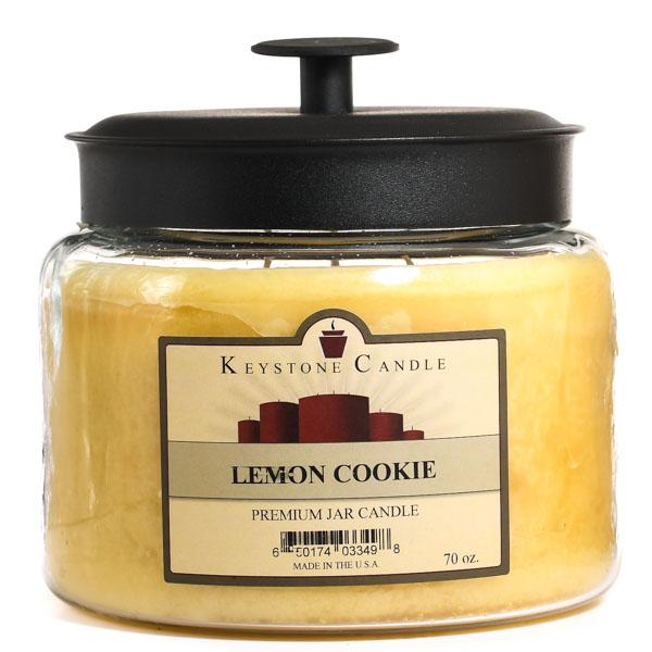 70 oz Montana Jar Candles Lemon Cookie