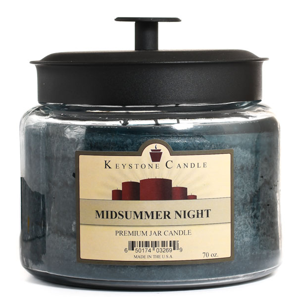 70 oz Montana Jar Candles Midsummer Night