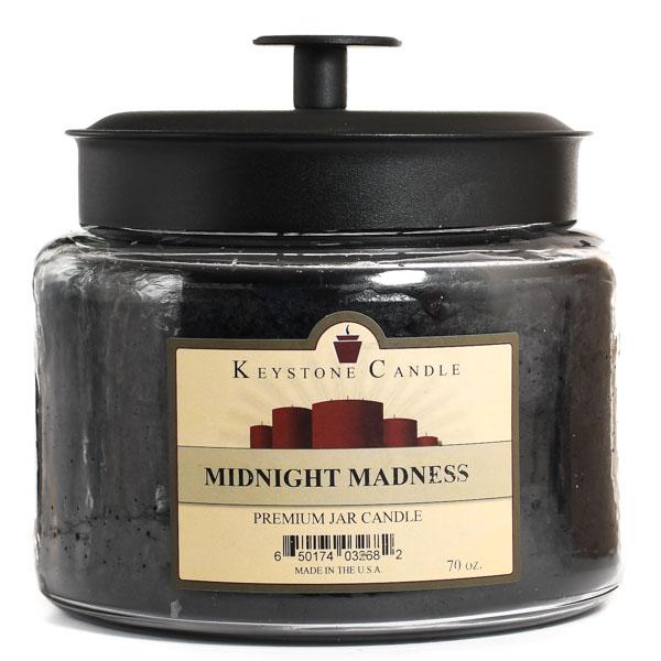 70 oz Montana Jar Candles Midnight Madness