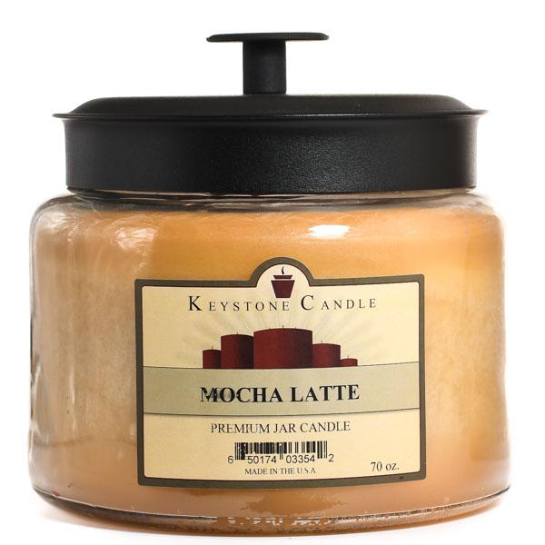70 oz Montana Jar Candles Mocha Latte