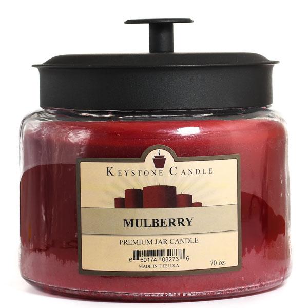70 oz Montana Jar Candles Mulberry