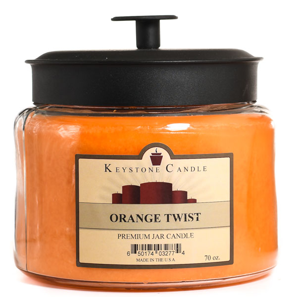 70 oz Montana Jar Candles Orange Twist