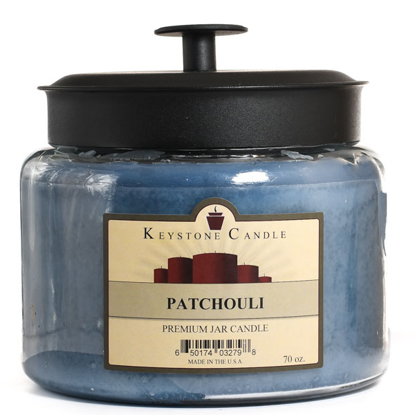 70 oz Montana Jar Candles Patchouli