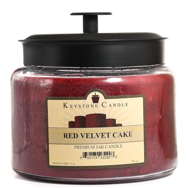 70 oz Montana Jar Candles Red Velvet Cake