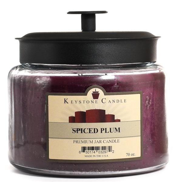 70 oz Montana Jar Candles Spiced Plum