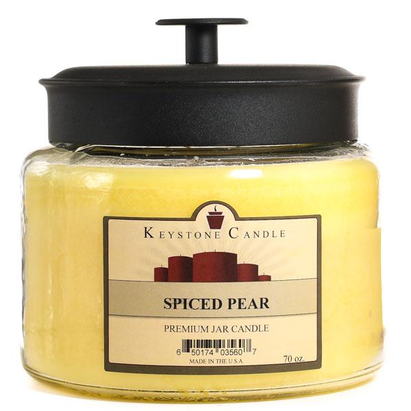 64 oz Montana Jar Candles Spiced Pear